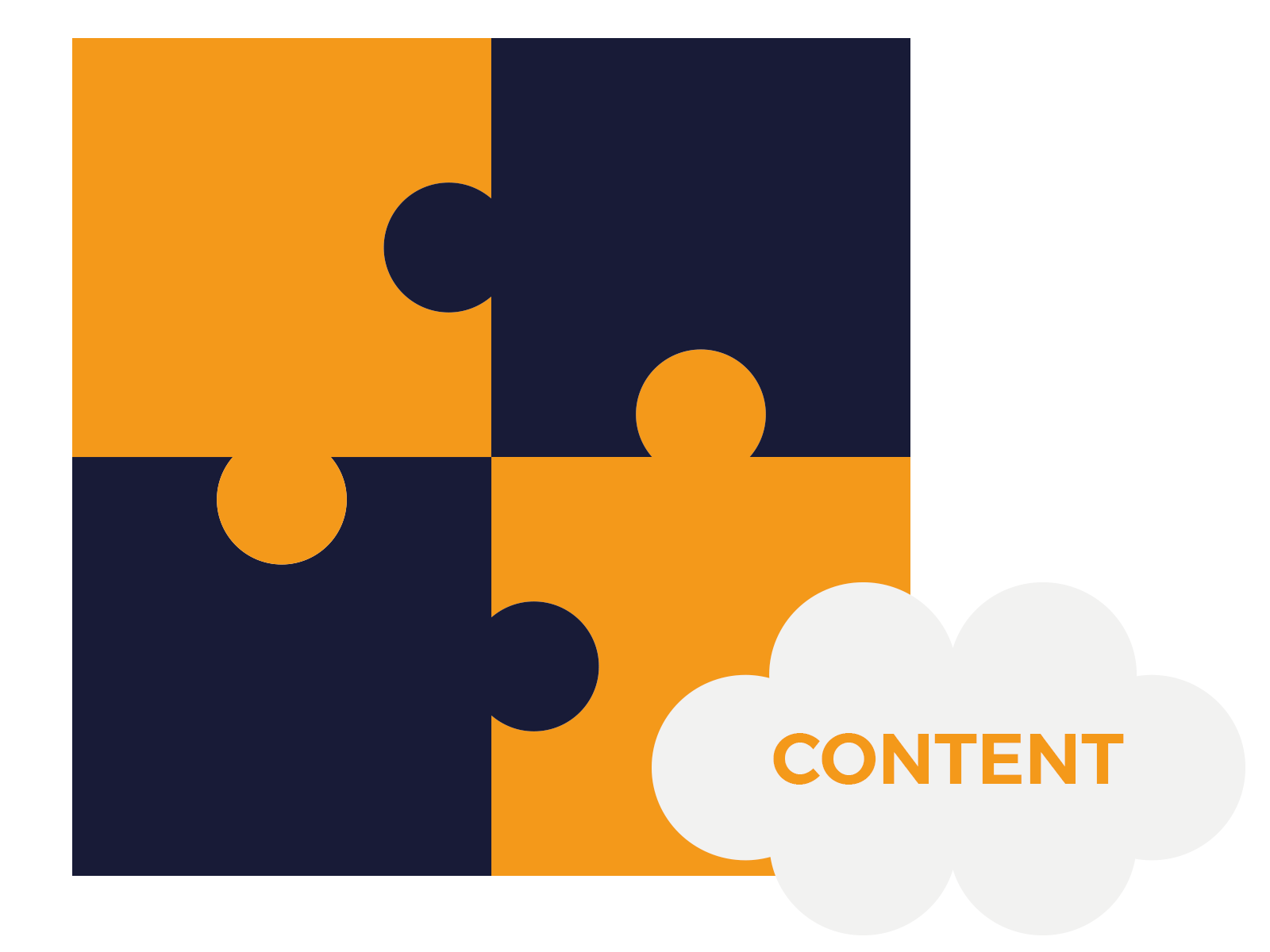 Content management mobile apps