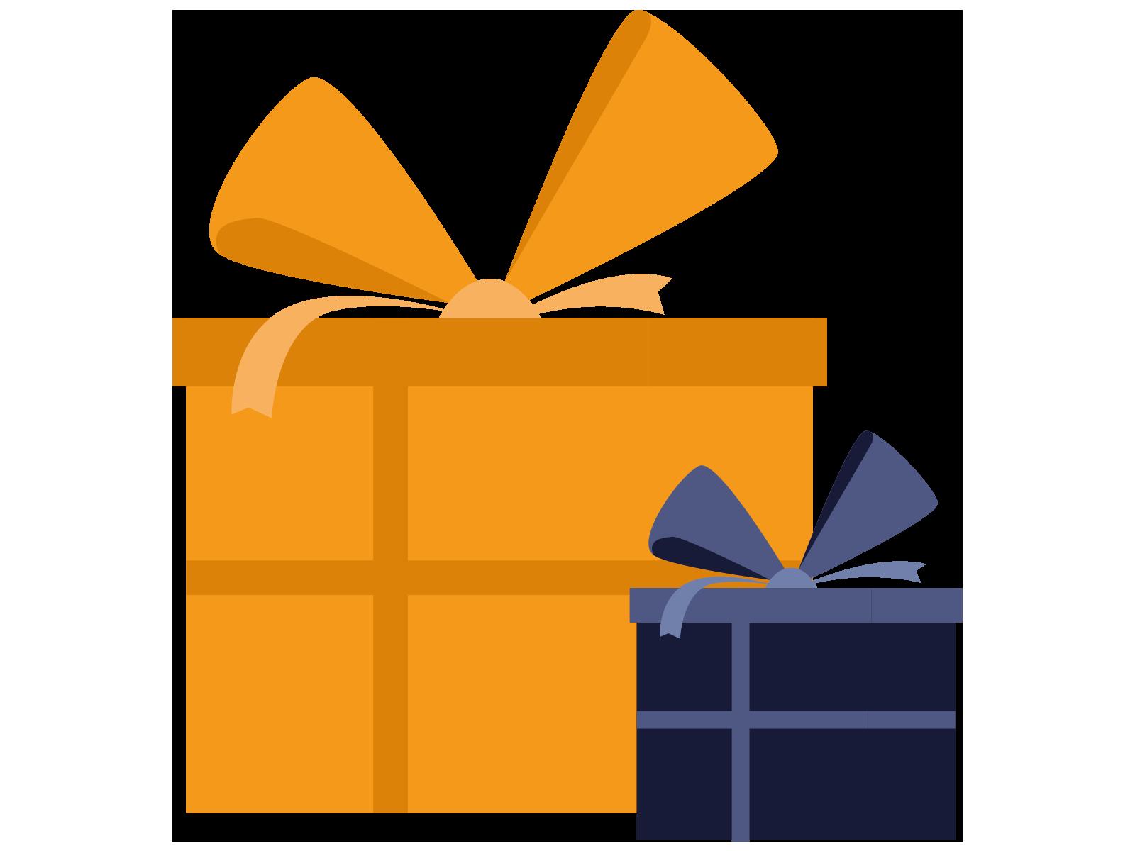 mobile app gift module
